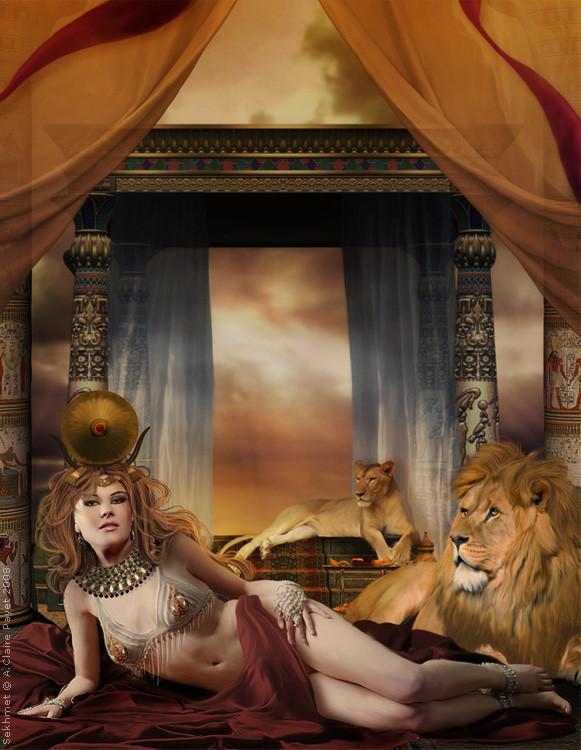 Avatars Dieux Égyptiens Dyesse10
