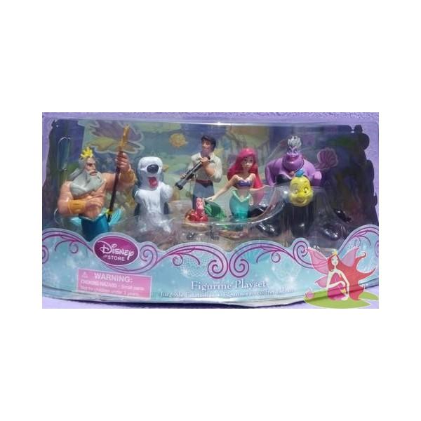 Les Sets de Figurines de Disney Store et Disney Parks - Page 5 110