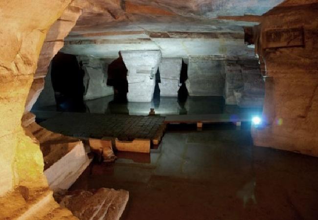 Les grottes de Longyou - Chine - Asie Long310
