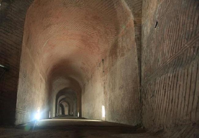 Les grottes de Longyou - Chine - Asie Long510