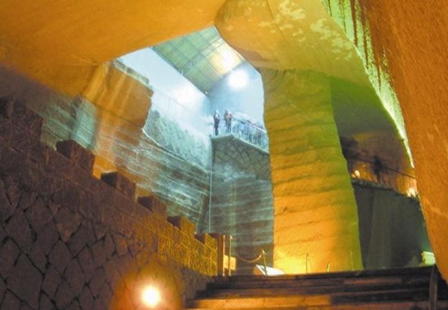 Les grottes de Longyou - Chine - Asie Long610
