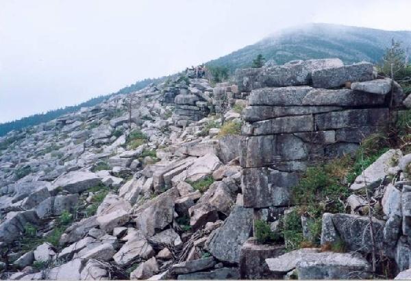 Les mégalithes du mont Pidan - Russie - Eurasie Sans_t16