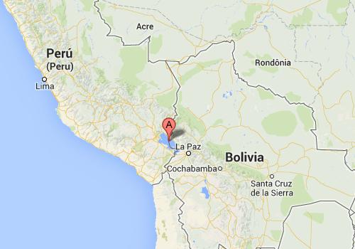 Fuente Magna - Bolivie - Amérique du Sud Sans_t16