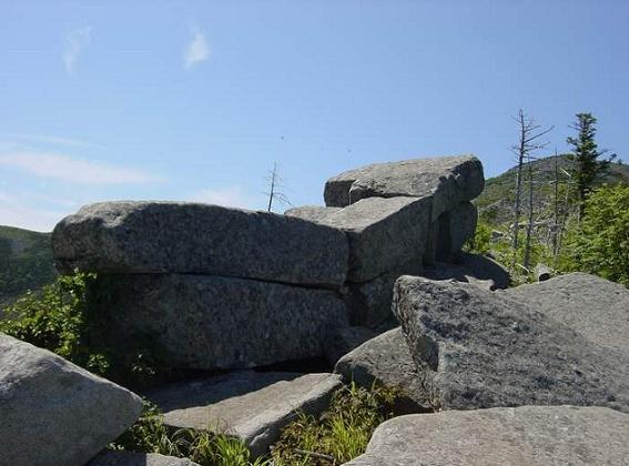 Les mégalithes du mont Pidan - Russie - Eurasie Sans_t17