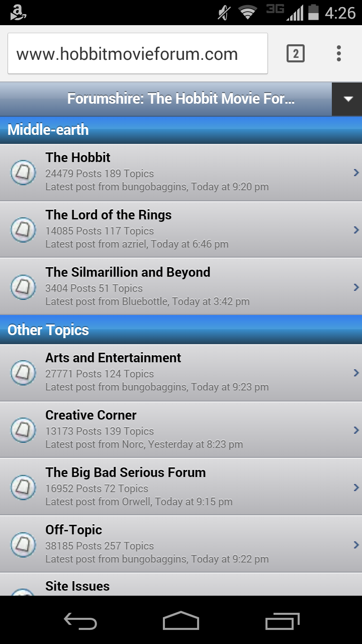 Apps?  Screen13