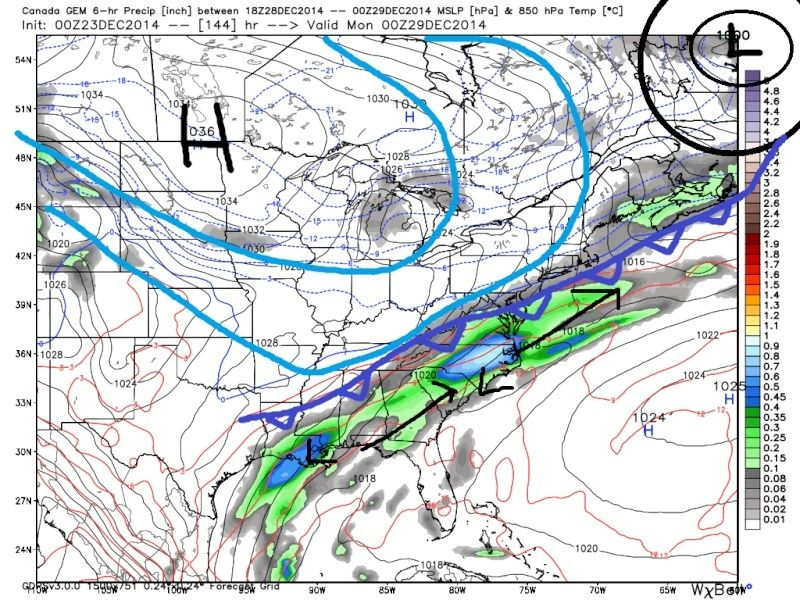December 29th-30th Potential Overrunning event Cmc_su12
