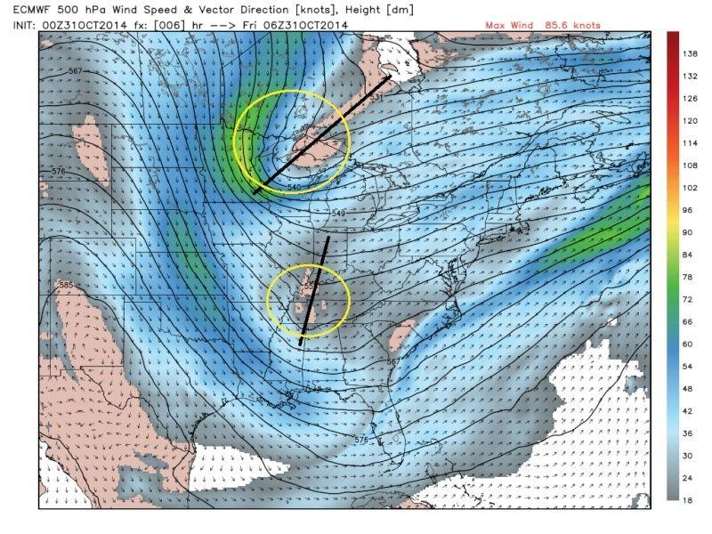 Possible November 1st Coastal Storm Thread 1 - Page 12 Euro_519