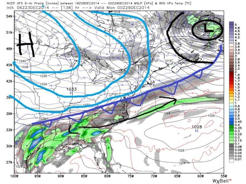 December 29th-30th Potential Overrunning event Gfs-p_10