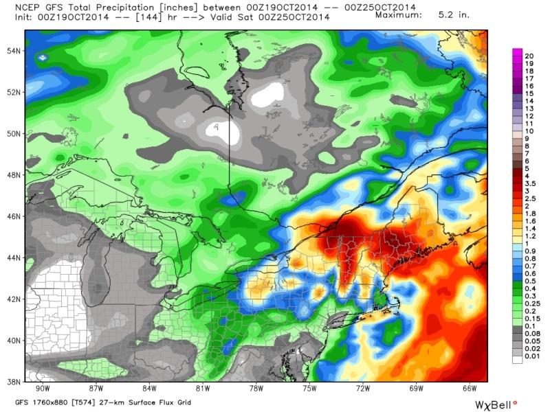 Coastal Storm 10/22-10/23 Gfs_pr10