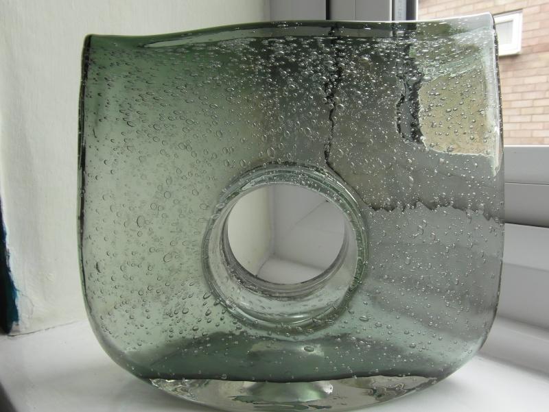 Lovely bubbly vase. Sam_3113