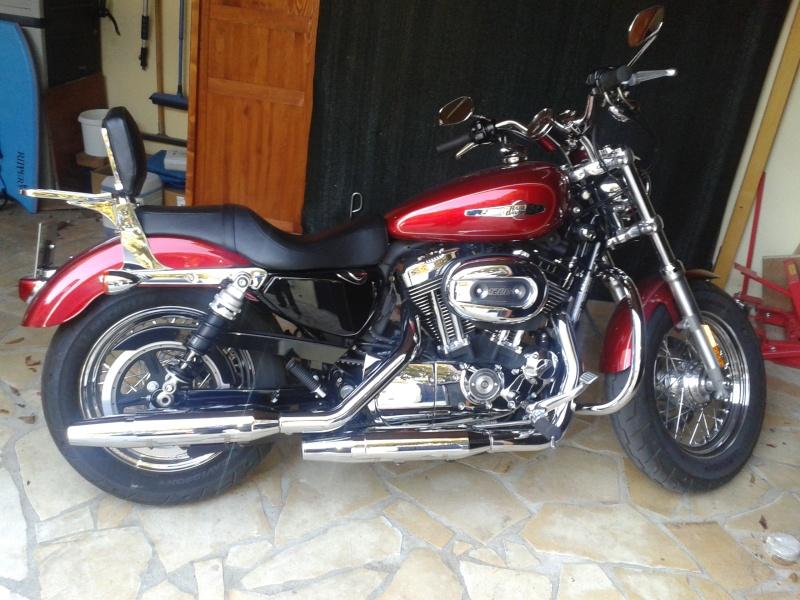 Sporster 1200 Custom 20140913