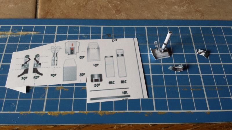 Versuch Nr.2 an einem Modell von UHU 02 20140611