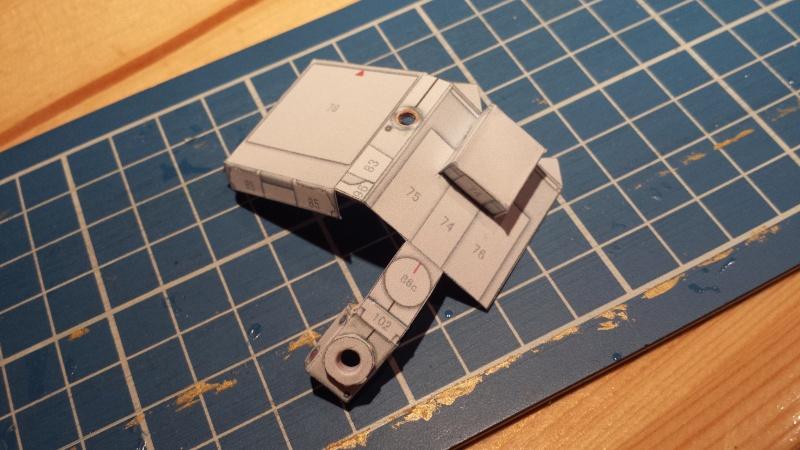 mein nächstes UHU 02 Modell...... AT/ST 20141230