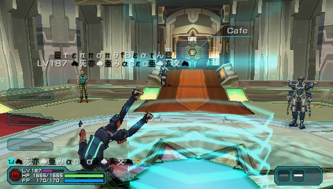 Phantasy star portable 2 Clad 6 Dodger with room dodger and more screenshots - Page 2 Snap0513
