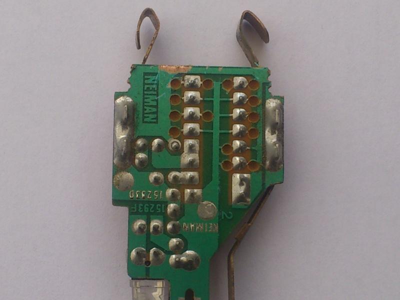 Reprogrammation télécommande plip 205 205_te12