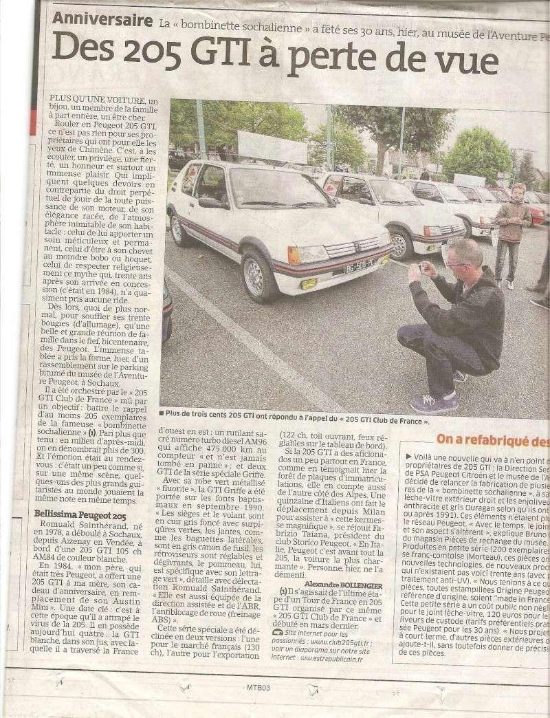 Sochaux - 30 ans de la 205 GTI par le CDF le 14/09/14 - Page 4 30_ans14
