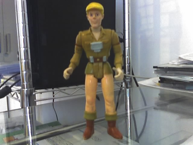 Jake (Jack) dei Filmation's Ghostbusters 01-06-25