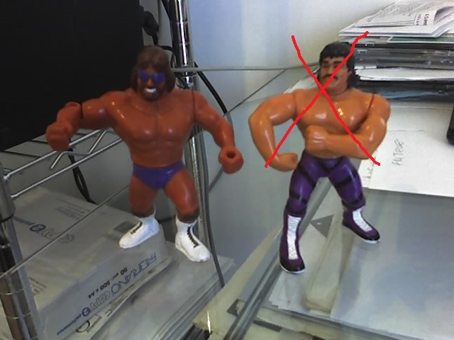 Lotto action figure wrestling 23-02-18