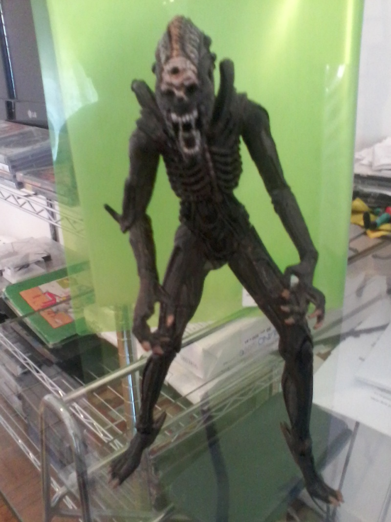 Action figure Alien vs Predator Foto-011