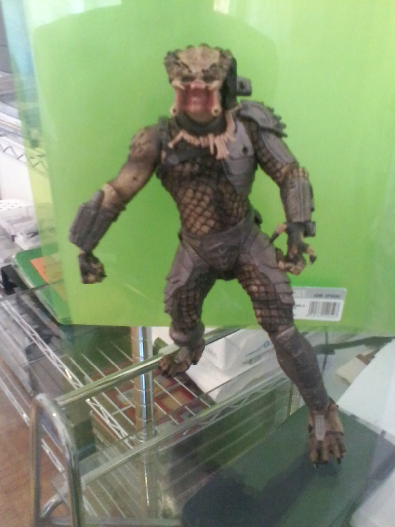 Action figure Alien vs Predator Foto-012
