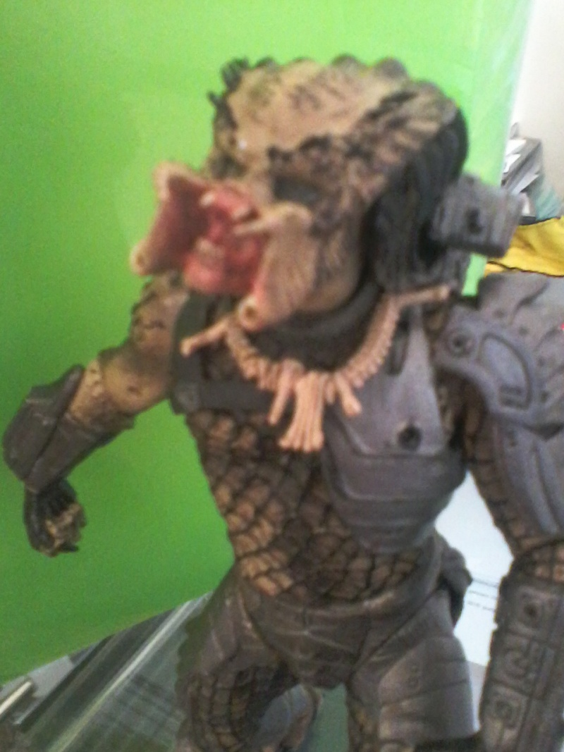 Action figure Alien vs Predator Foto-014