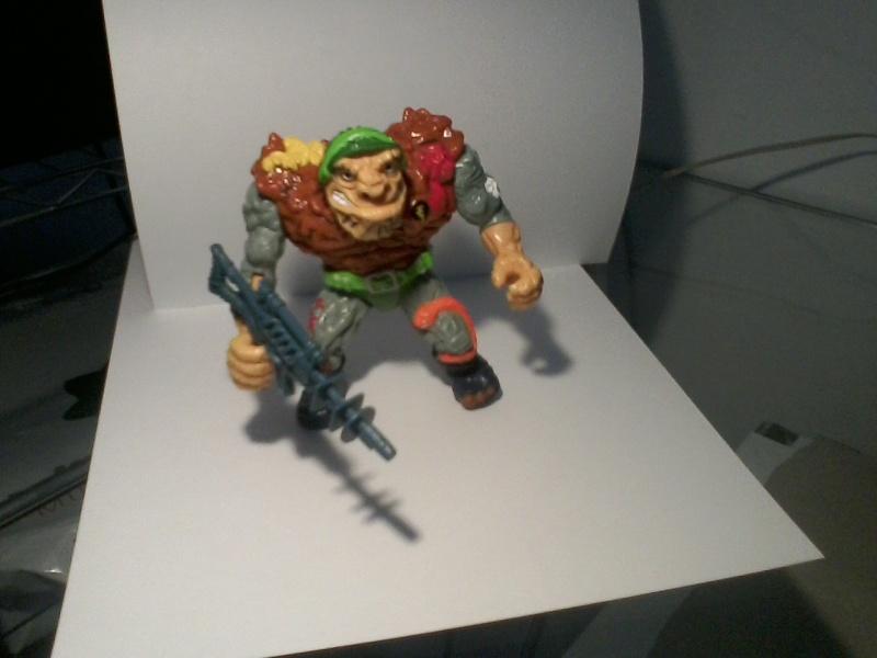 Generale Traag (Tartarughe Ninja) Foto-029