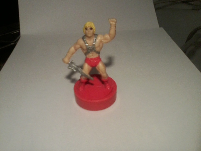 Timbro He-man (Masters of the universe) Foto-050