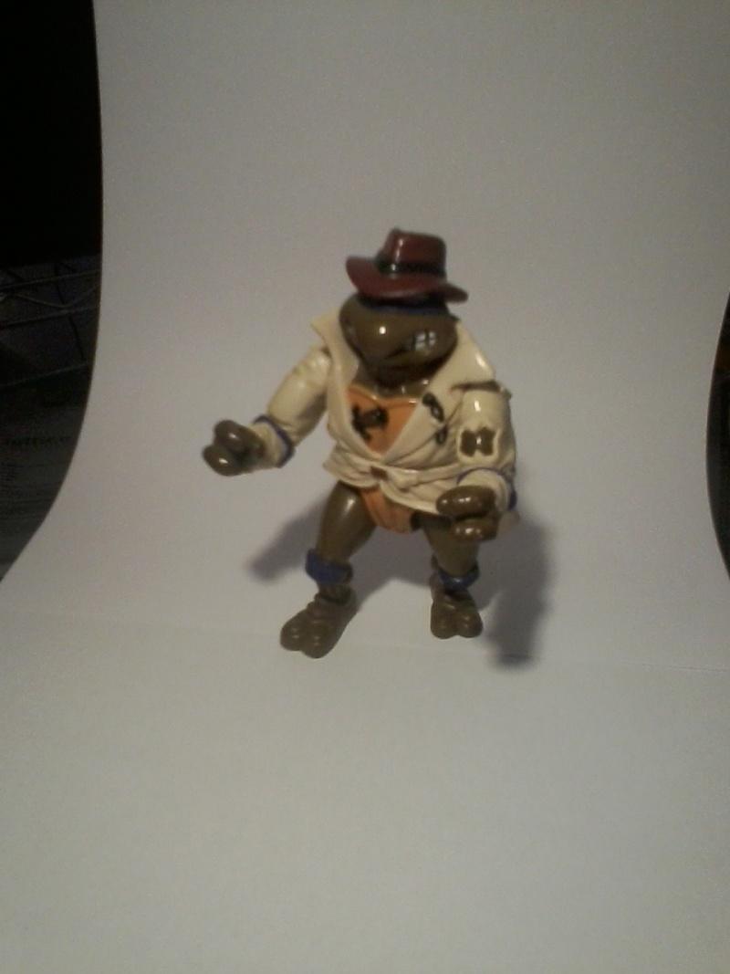 Donatello sotto copertura - undercover (Tartarughe Ninja) Foto-056