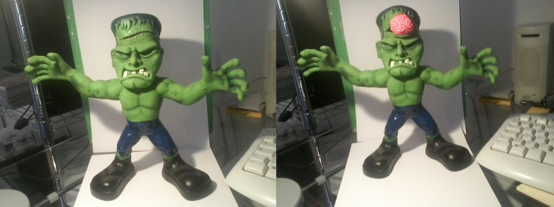 Frankenstein (Manley Toy Quest) Foto-059