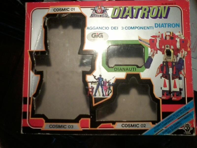 Diatron (robot serie Diaclone) Foto-064