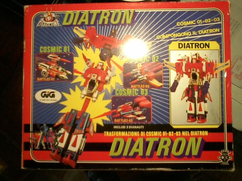 Diatron (robot serie Diaclone) Foto-065
