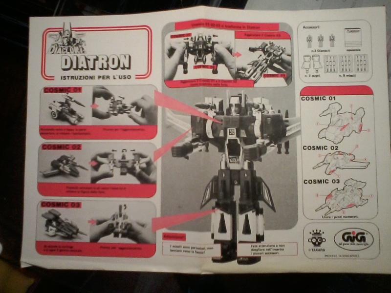 Diatron (robot serie Diaclone) Foto-066