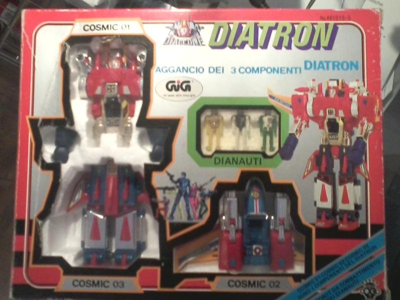 Diatron (robot serie Diaclone) Foto-104