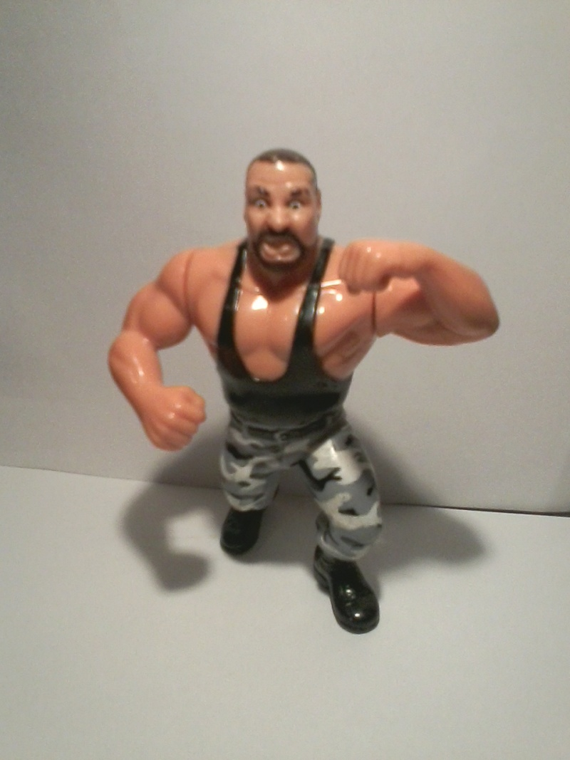 Lotto action figure wrestling Foto-134