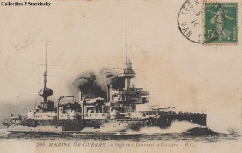 * SUFFREN (1903/1916) * -c-mm510