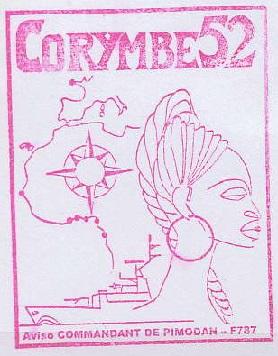* COMMANDANT DE PIMODAN (1978/2000) * 00-0010