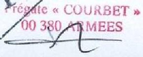 * COURBET (1997/....) * 00-0020