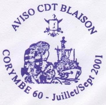 * COMMANDANT BLAISON (1982/....) * 01-0810