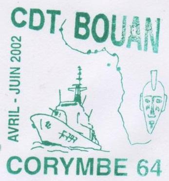 * COMMANDANT BOUAN (1984/....) * 02-0410
