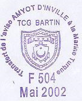 * AMYOT D'INVILLE (1976/1999) * 02-0510