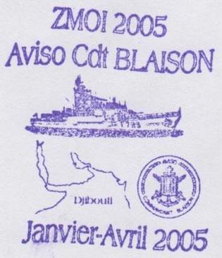 * COMMANDANT BLAISON (1982/....) * 05-0210