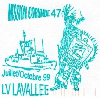 * LIEUTENANT DE VAISSEAU LAVALLÉE  (1980/2018) * 09-9910