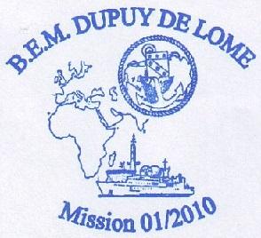 * DUPUY DE LÔME (2006/....) * 10-0310