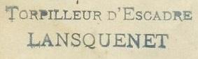 * LANSQUENET (1910/1928) * 10-05_10