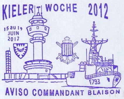 * COMMANDANT BLAISON (1982/....) * 12-0611