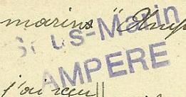 * AMPERE (1910/1919) * 14-1010