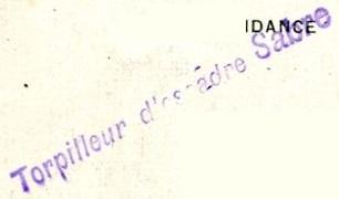 * SABRE (1904/1921) * 16-0710