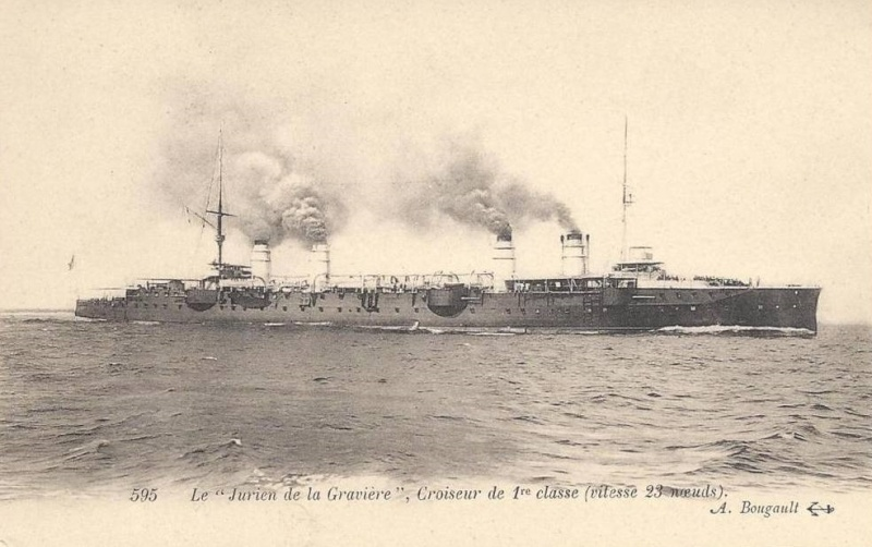 * JURIEN DE LA GRAVIÈRE (1903/1921) * 185_0010