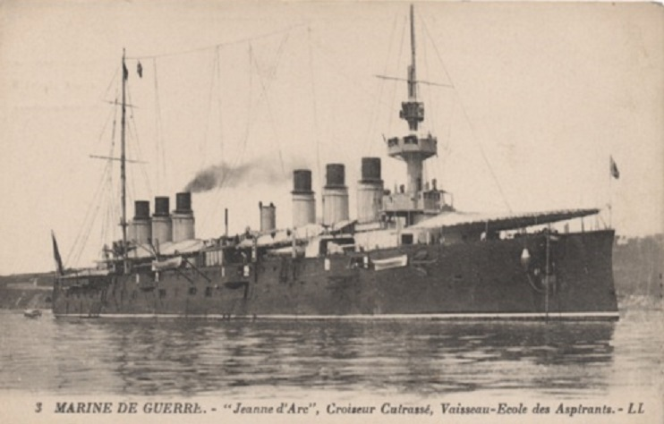 * JEANNE D'ARC (1903/1933) * 1e29ux10