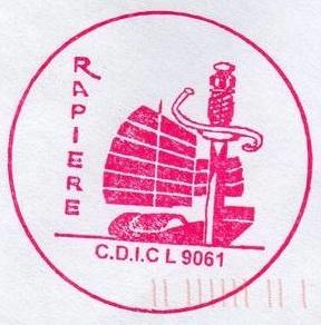 * RAPIÈRE (1988/2011) * 200-0215